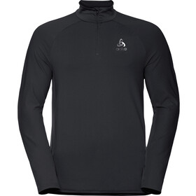 Odlo Zeroweight Ceramiwarm Midlayer 1/2 Zip Men black